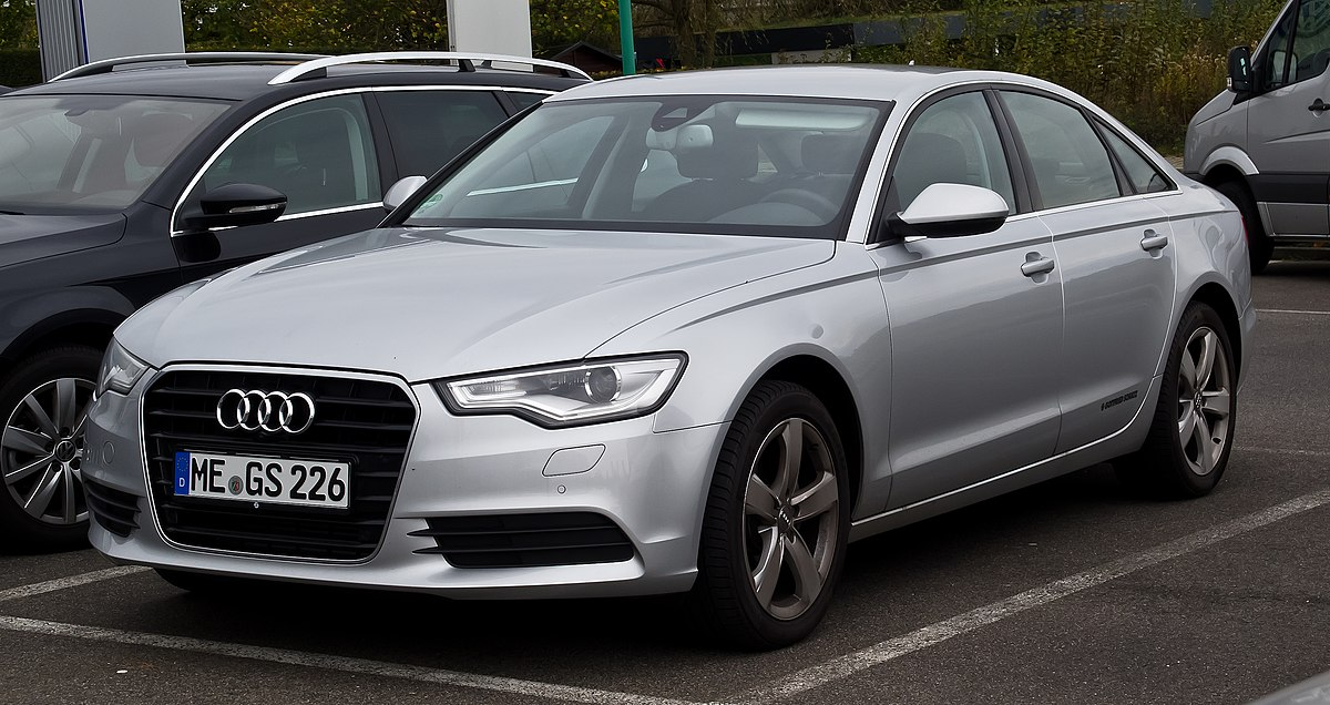 Audi a6 c7 wikipedia for Lunghezza audi a6 avant 2016