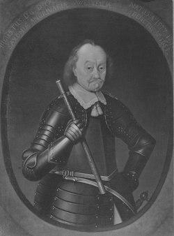 August, 1577-1656, hertig av Sachsen-Lauenburg - Nationalmuseum - 14708.tif