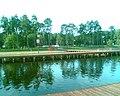 Augustowskie molo powstało dzięki unijnym funduszom - panoramio.jpg