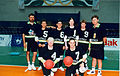 Australian Women's Goalball Team at the 1996 Paralympics.jpg