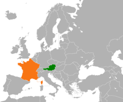 austria and france relationship