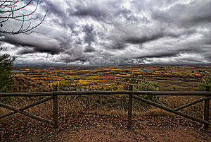 Autumn in La Rioja