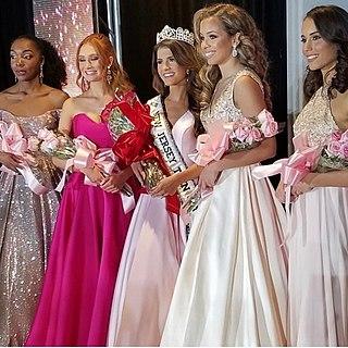 Miss New Jersey Teen USA organization