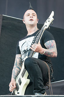 Johnny Christ, Rock im Park 2014