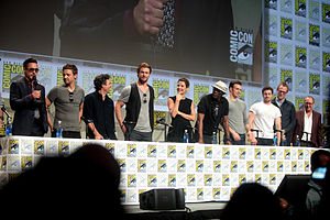 Avengers: Age of Ultron - Cast of Avengers: Age of Ultron at the 2014 San Diego Comic-Con International