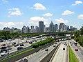 Avenida 23 de Maio, sudeste de São Paulo visto da passarela Ciccillo Matarazzo - panoramio - Alexandre Possi (1).jpg