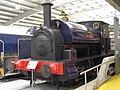 Avonside 0-6-0T 1572 'Woolmer' (1910) Locomotion Shildon 29.06.2009 P6290045 (9989487035).jpg