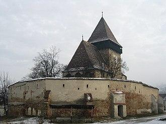Axente Sever, Sibiu - Image: Axente Sever IMG 5527