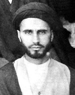 Ruhollah Khomeini - Khomeini in 1938