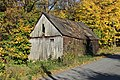 Bílý Potok, dřevěná stodola.jpg