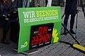 Bündnis 90-Die Grünen, Wahlkampfveranstaltung am Tiergärtnertor, Nürnberg 2018-09-29 (KPFC) 02.jpg