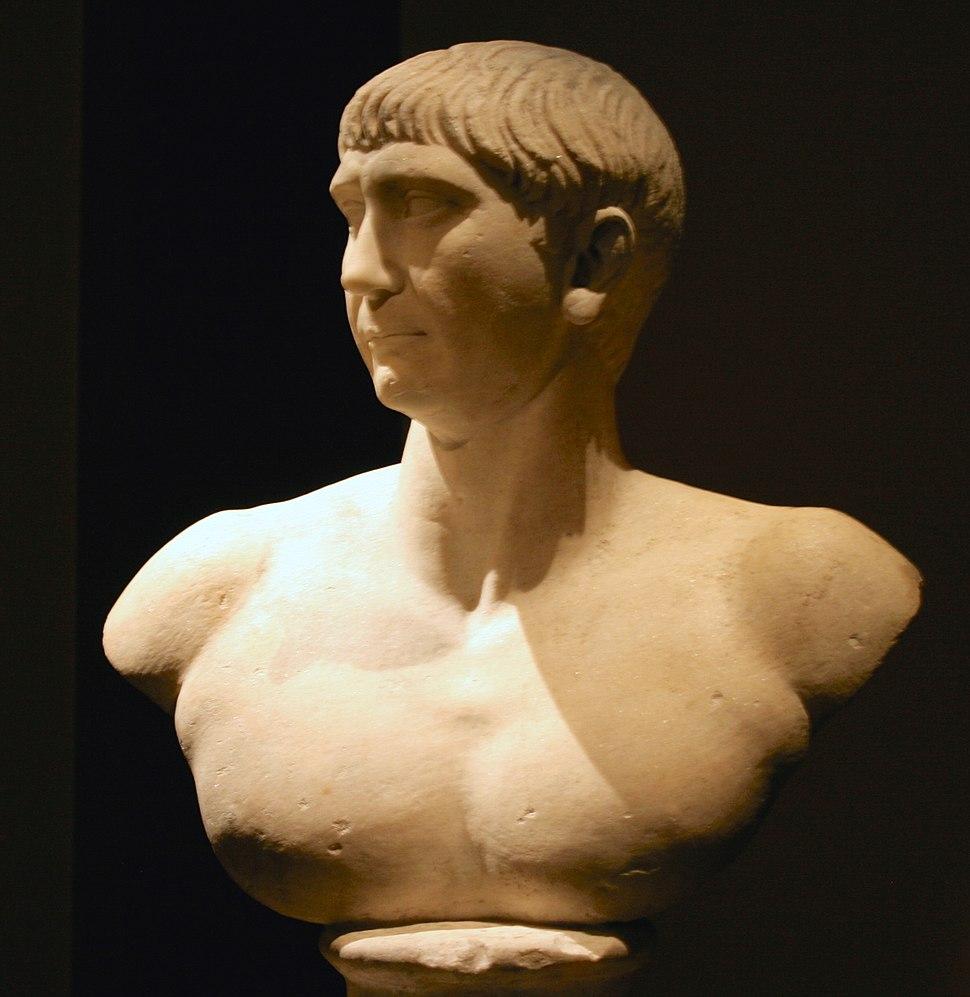 Büste des Kaisers Trajan