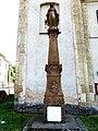 Bělá nad Svitavou, socha Neposkvrněného početí P. Marie.jpg