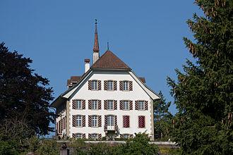 Riggisberg - Riggisberg castle