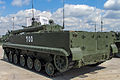 BMP-3 infantry fighting vehicle at Engineering Technologies 2012 02.jpg