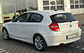 BMW 116i Facelift rear 20100416.jpg