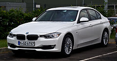BMW F30 320d Luxury Line