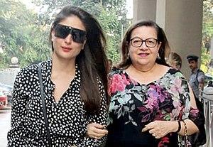 Babita with Kareena Kapoor.jpg