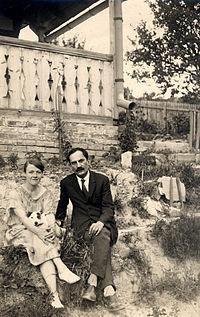 Babits Mihály és Török Sophie (1928).jpg