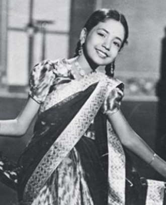 Meena Kumari - Meena Kumari as a child artist in 1941.