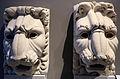 Baccio d'agnolo, protome leonine dal cornicione del tamburo della cupola, 1513-15.JPG