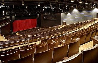 Badminton Theater - Badminton Theater Today