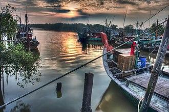 Kuala Selangor - Bagan Pasir