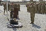 Bagram holds memorial services to honor Lobraico 130909-F-UR349-006.jpg