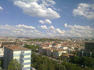 Bahçelievler, Ankara - View of Bahçelievler