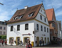 A 17th Century House In Germany