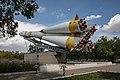 Baikonur Cosmodrome IMG 2717 Baikonur (37428780072).jpg