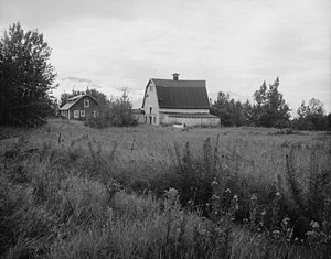 National Register of Historic Places listings in Matanuska-Susitna Borough, Alaska - Image: Bailey Colony Farm