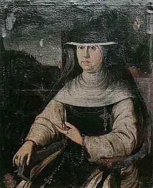Baindt Abbey - Maria Anna Thanner, Abbess of Baindt, 1688–1721