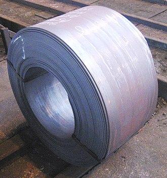 Bainite - Bainite-rich steel roll