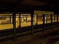 Bajcsy-Zsilinszky út metro station rails.jpg