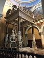 Baldacchino of Church of St Joseph, Highgate.jpg