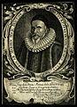 Balthasar von Herden. Line engraving by J. F. Fleischberger. Wellcome V0002706.jpg