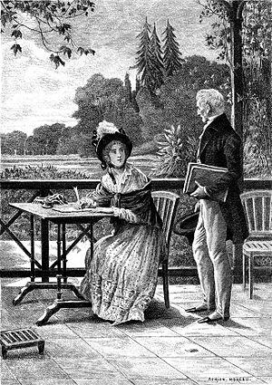 Mémoires de deux jeunes mariées - Image: Balzac Memoirs Young Wives 01