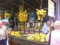 Bananas by the bunch - Carrara Market (2569636765).jpg