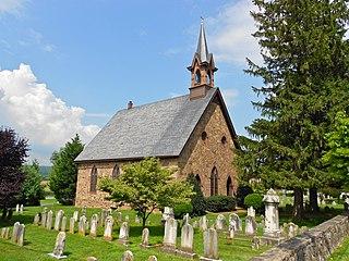 Churchtown, Pennsylvania census-designated place in Pennsylvania, United States
