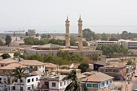 Banjul great mosque
