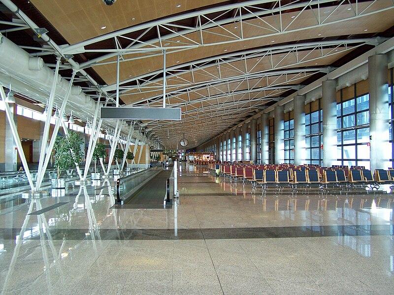 Adolfo su rez madrid barajas airport howlingpixel - Terminal ejecutiva barajas ...