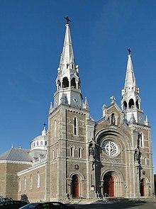 Basilique sainte anne de varennes wikip dia - De truchis de varennes ...
