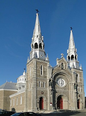 Varennes, Quebec - Sainte-Anne de Varennes Basilica