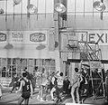 Basketbal Sprinbakken (Nederland) tegen Blue Stars (USA in de Ahoyhal Spelmomen, Bestanddeelnr 913-3420.jpg