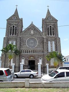 Roman Catholic Diocese of Saint Johns–Basseterre