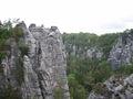 Bastei - Wehltürme (Ferdinandstein), Wehlgrund und Wehlgrundsicht.jpg