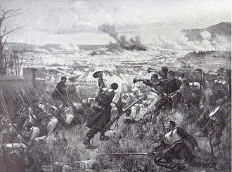 Battle of Coulmiers - Image: Bataille de Coulmiers