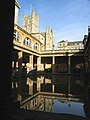 Bath Abbey and Roman Baths, Bath - geograph.org.uk - 339181.jpg