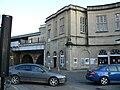 Bath Spa railway station - forecourt 03.jpg
